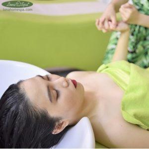 Gội đầu massage cần thơ Spa thư giãn cần thơ