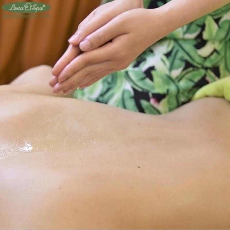 Spa thư giãn Cần Thơ | Massage thư giãn tinh chất sả chanh