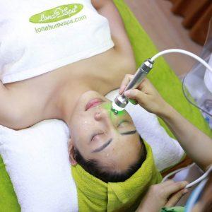 Thải độc da tại Cần Thơ Giải cứu da hư tổn | Lona Home Spa Cần Thơ