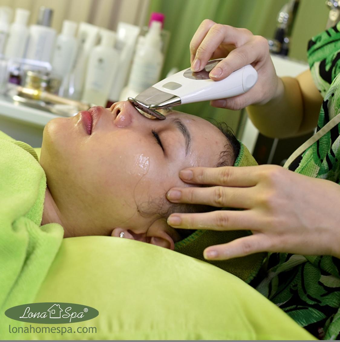 Chăm sóc da mặt tại Cần Thơ