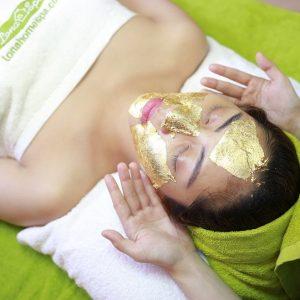 Tắm trắng da mặt tại Cần Thơ với Vàng 24K | Spa uy tín Cần Thơ