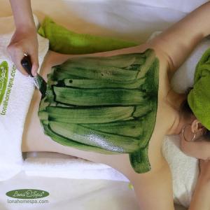 Tắm trắng ở Cần Thơ cùng Tảo xoắn Collagen | Lona Home Spa